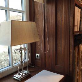 Neugestaltung der Ausstellungsfläche Firma Barth – exklusive Wohnkultur